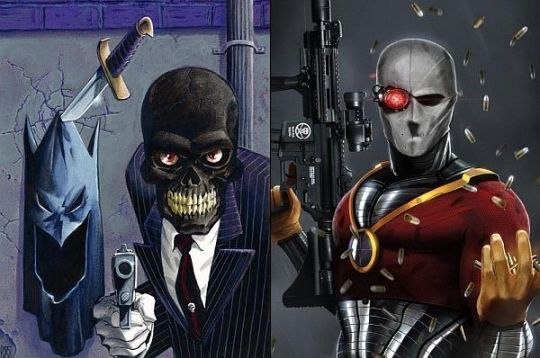 Black Mask and Deadshot to appear in 'The Dark Knight Rises