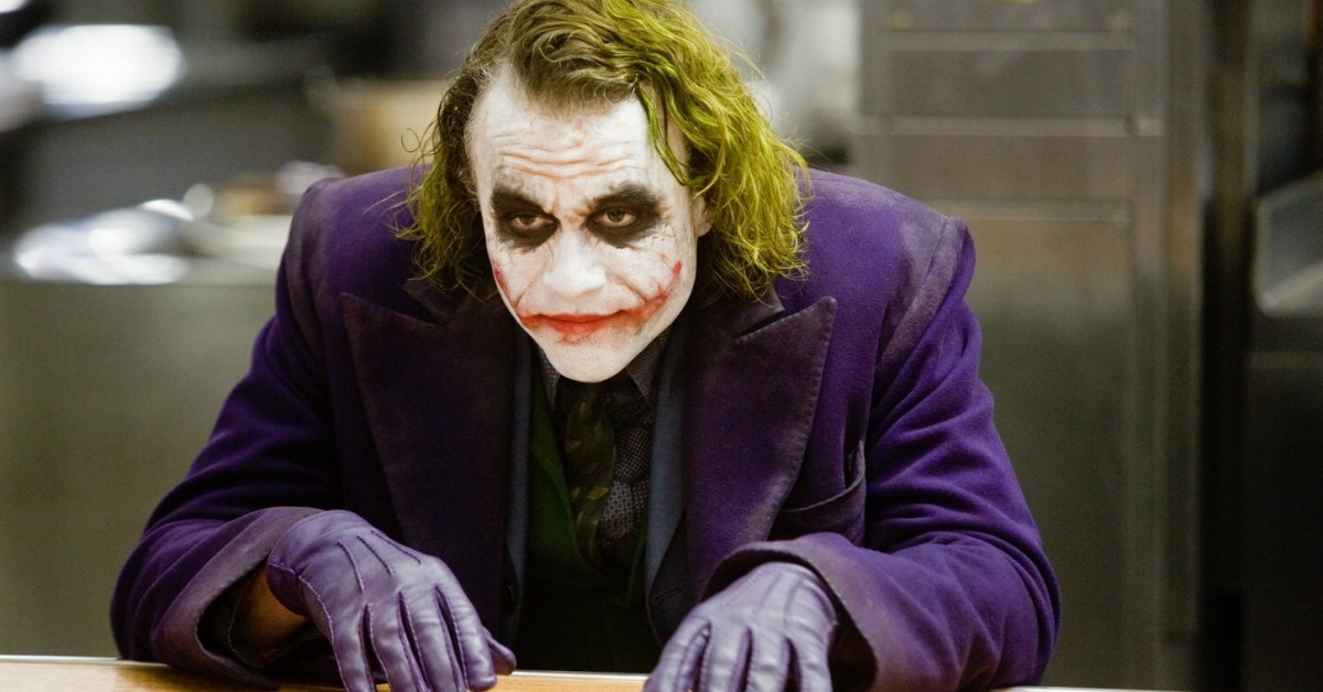 Heath Ledger's 'The Dark Knight' Joker diary revealed ...