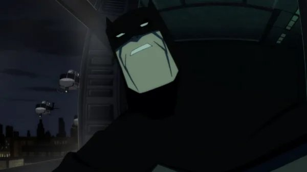 Batman Chopper