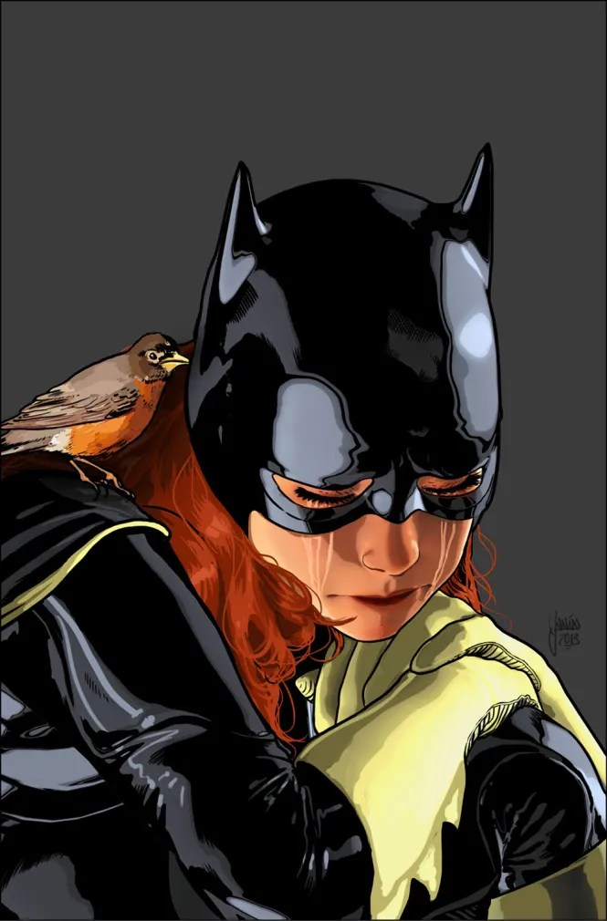 Cover By: Mikel Janin