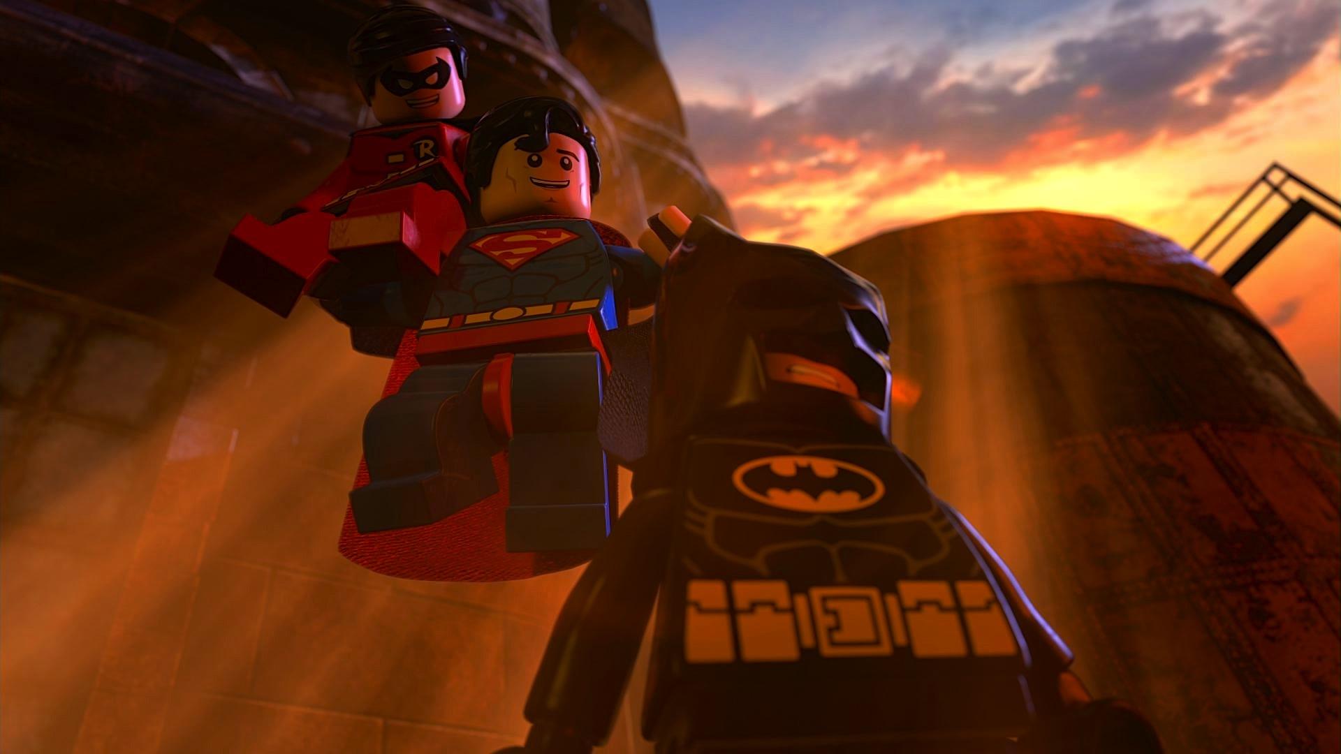 Lego batman the movie dc super heroes unite review - Super batman movie ...