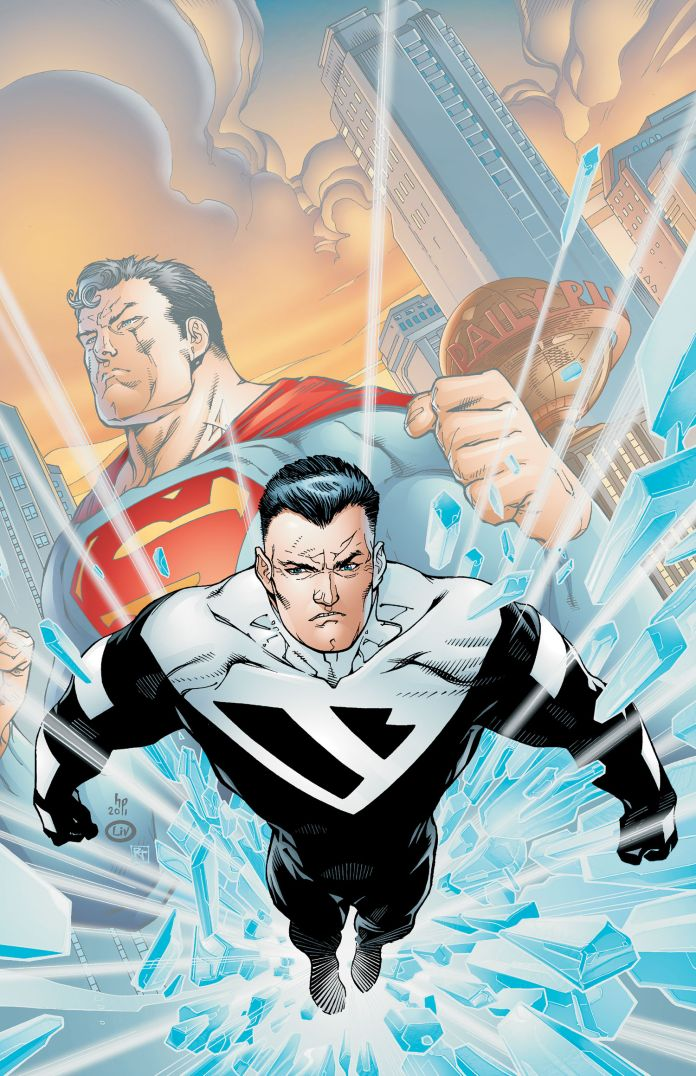 SupermanBeyond Cover
