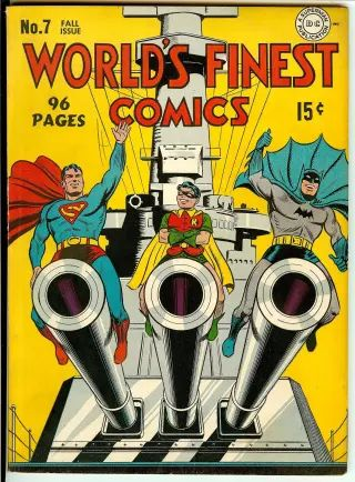 WorldsFinest7