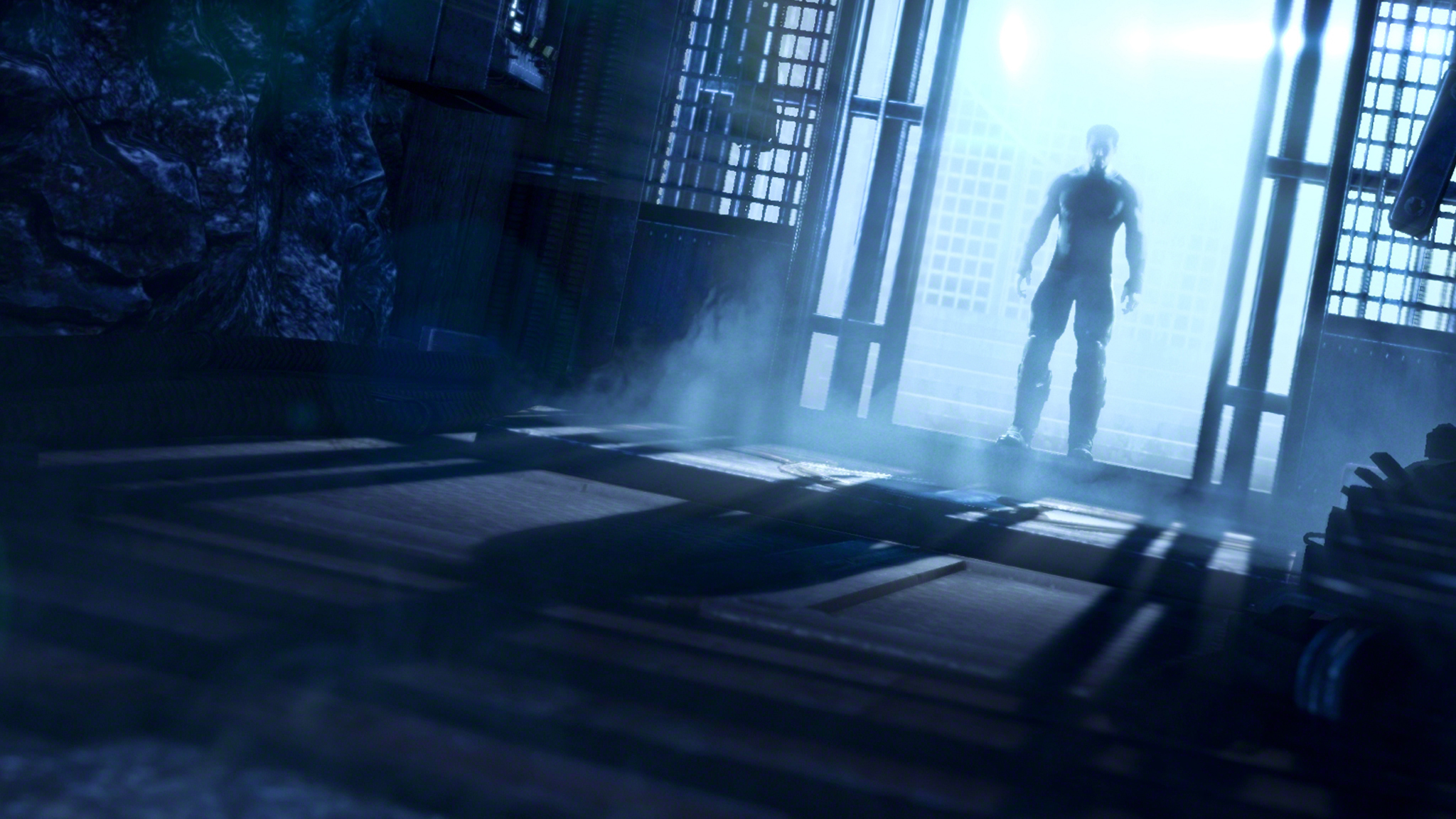 Batman Arkham Origins Screenshots Show The Batcave And