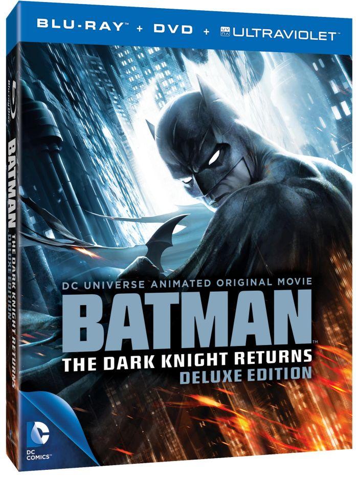 Batman: The Dark Knight Returns, Part 1 (DVD, …