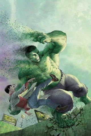 Indestructible Hulk 14