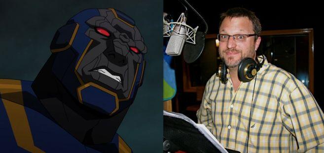 Darkseid-Steve Blum