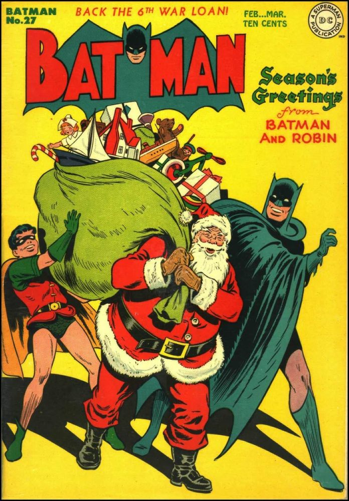 Christmas Batman