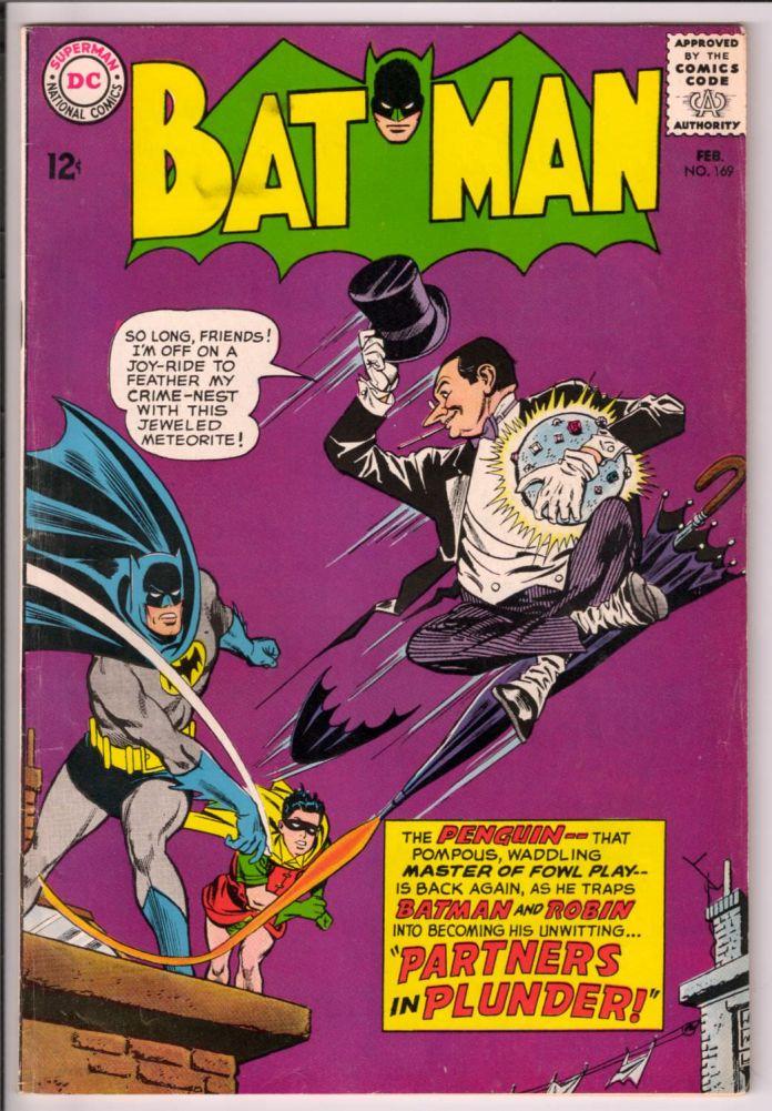 Batman 169 Image