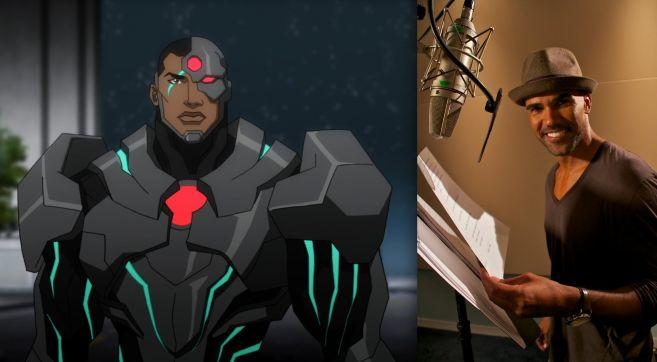 JLWar Shermar Moore-Cyborg