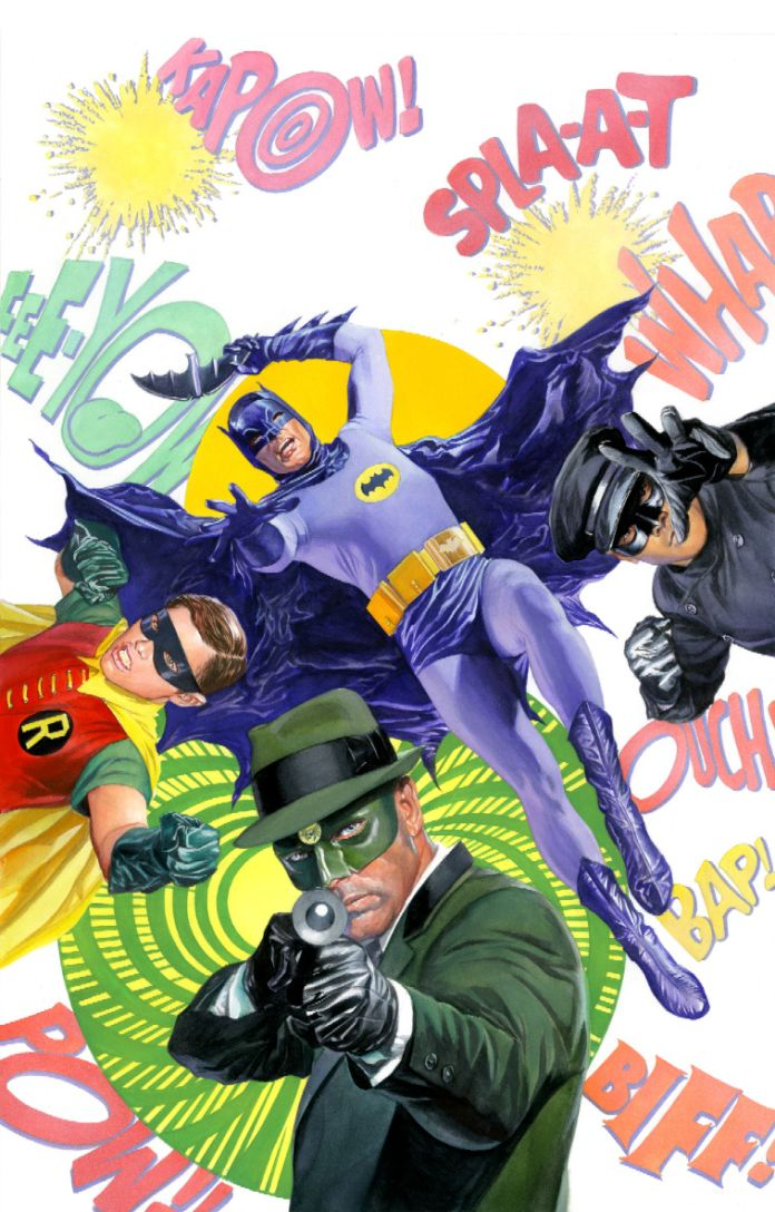 Kevin Smith to write Batman '66 and Green Hornet mini-series