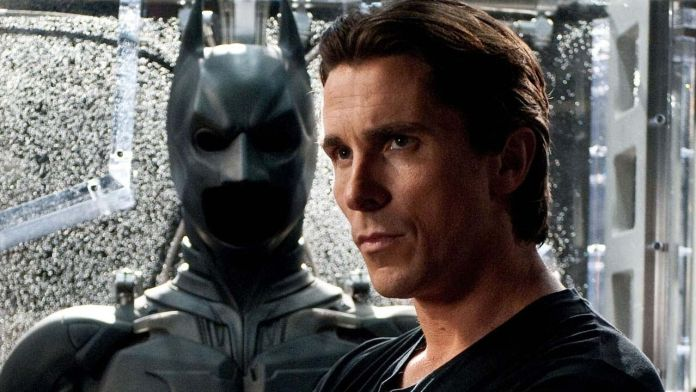 Christian Bale Voice