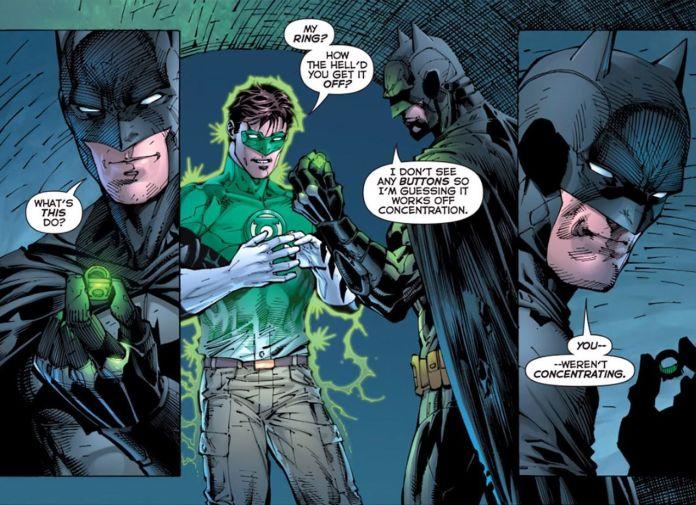 Justice League Feature 4