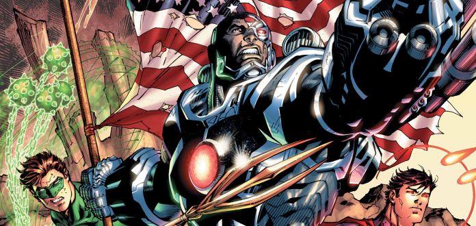 Justice League Feature 9