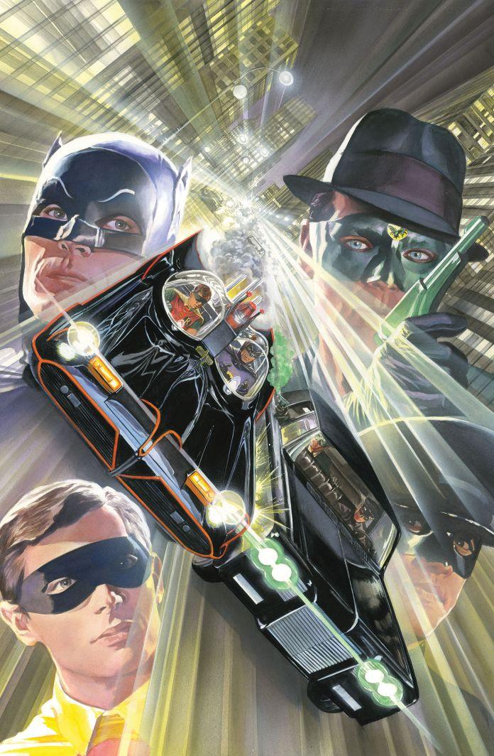 Batman 66 Green Hornet 5