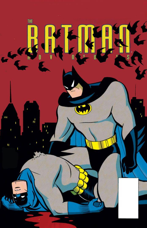 DC Comics Batman Adventures