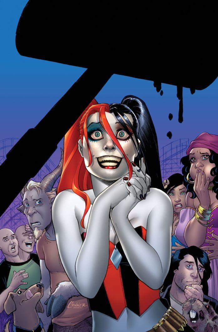 Harley Quinn 8