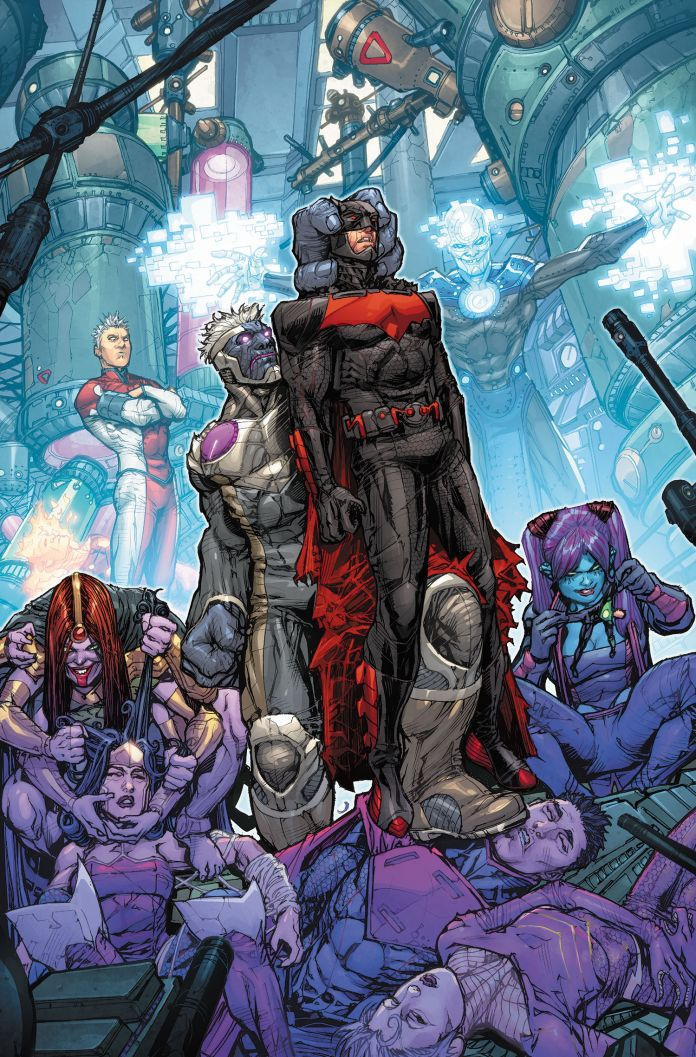 Justice League 3000 10