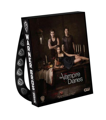 VAMPIRE DIARIES-THE Comic-Con 2014 Bag