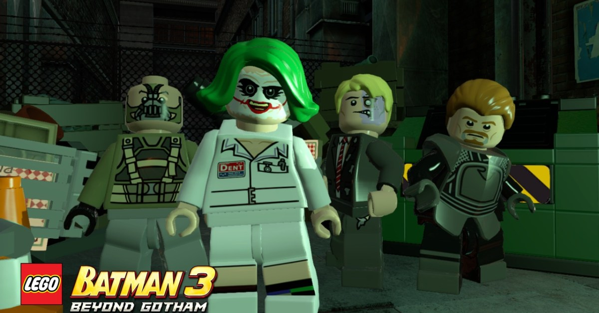 LEGO Batman 3' season pass trailer shows off characters from ...