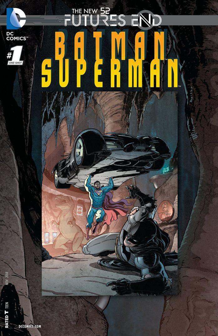 Batman Superman FE 1