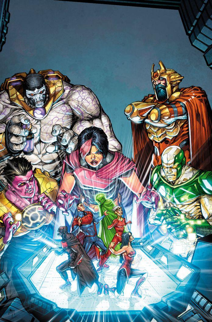 Justice League 3000 11