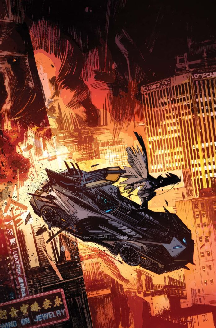 Batman Eternal 35