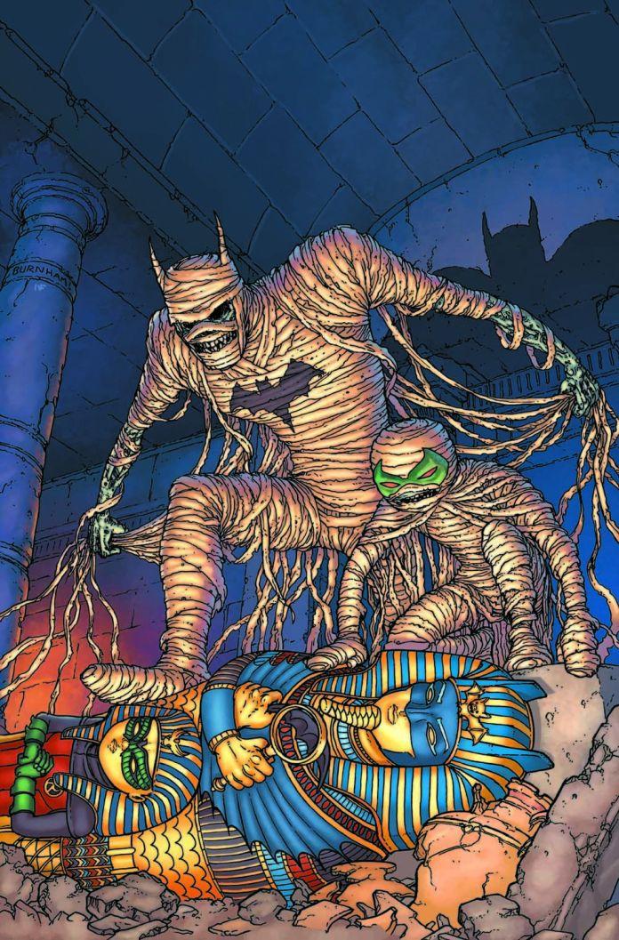 Batman _ Robin Halloween