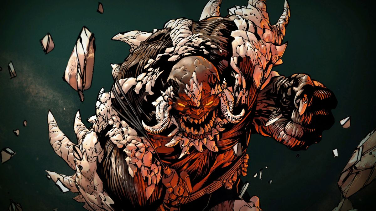 No Doomsday In Batman V Superman According To 3d Artist Who