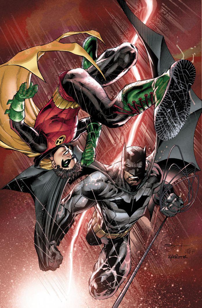 Batman and Robin Annual 3