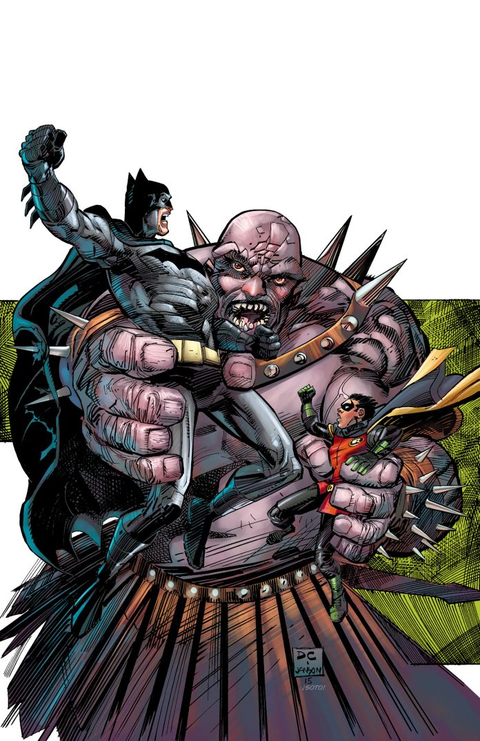 Convergence Batman and Robin 2