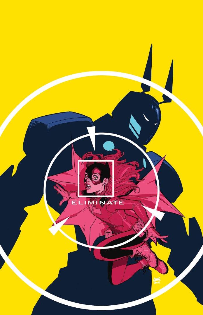 Batgirl #41