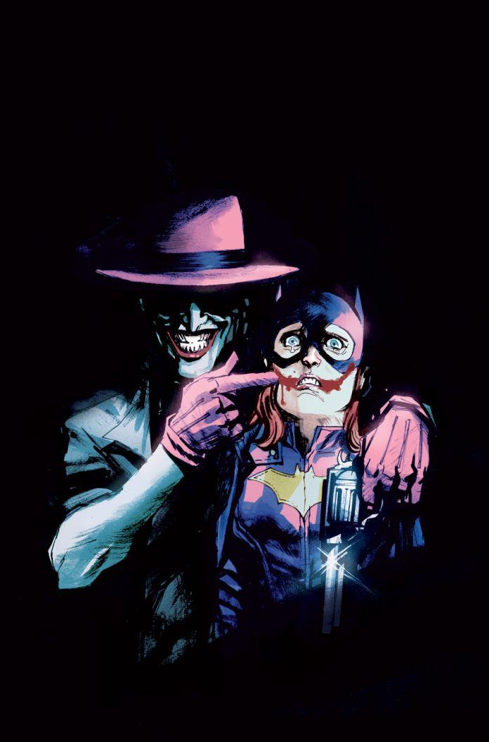 Batgirl-Joker-variant-solicitation