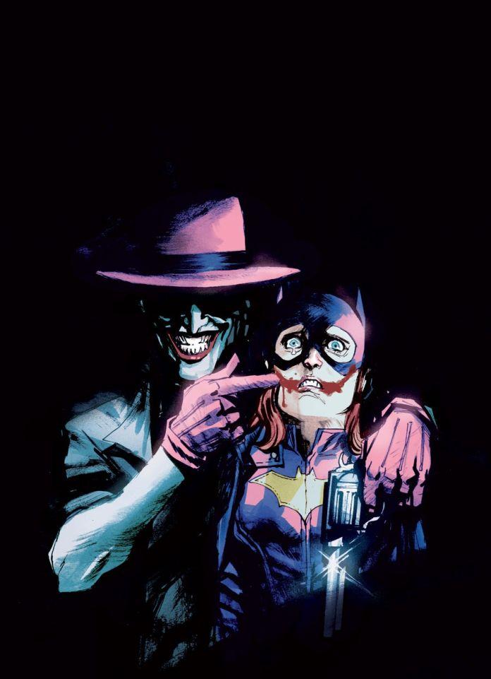 Batgirl Joker
