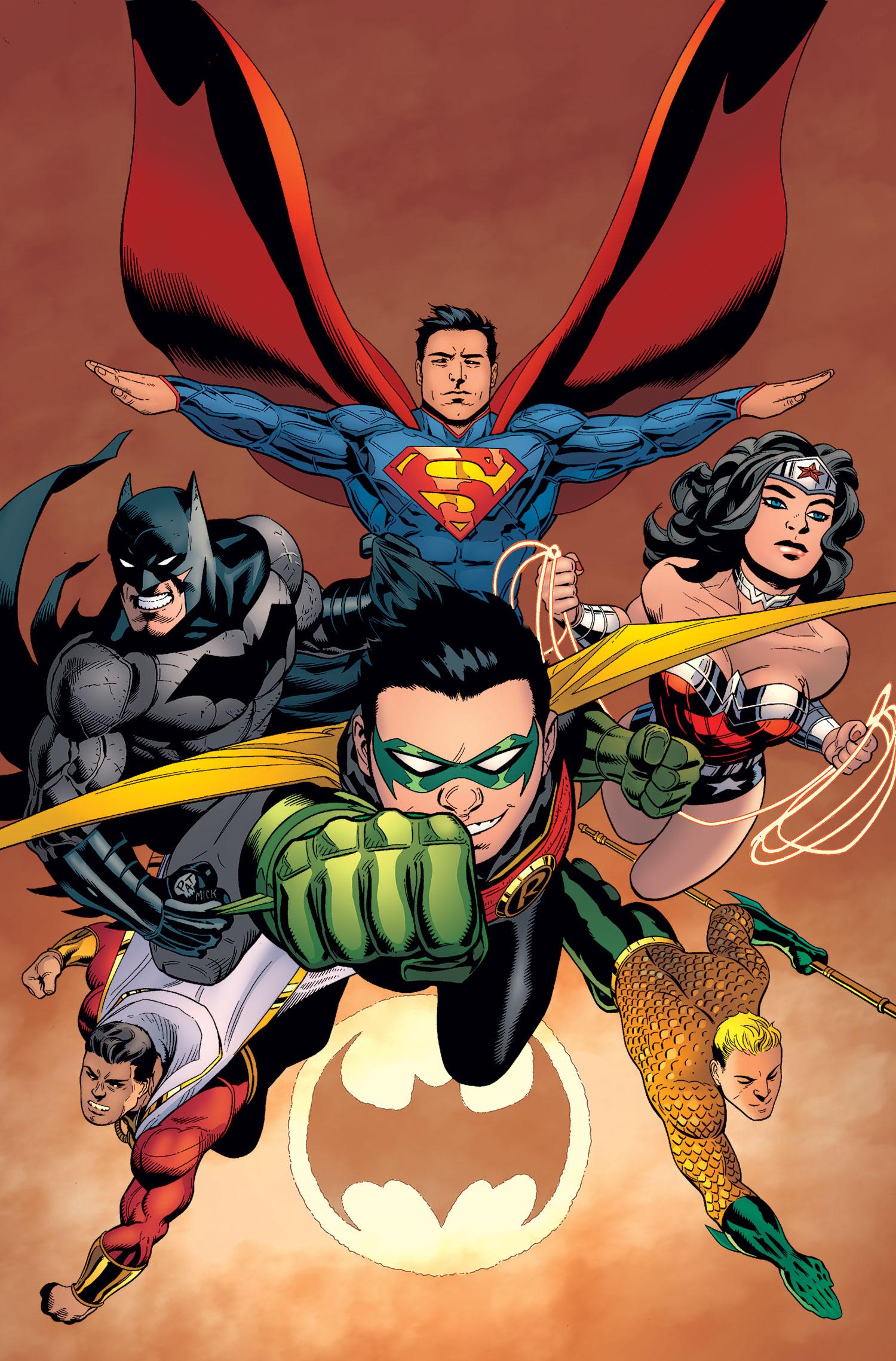Batman Robin 40