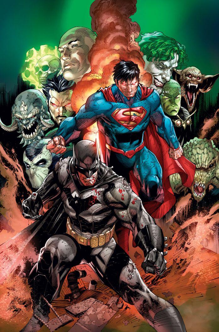 Batman Superman Annual 2