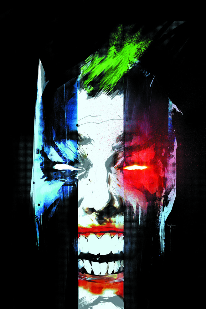 Batman Superman Joker
