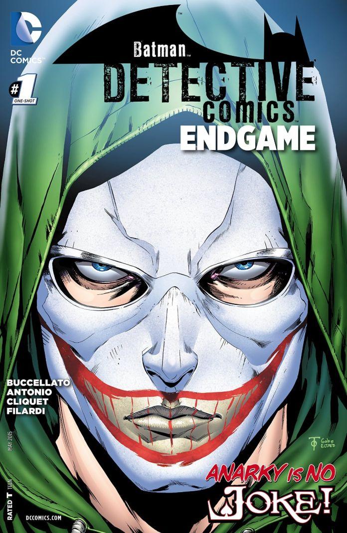 Detective Comics Endgame 1
