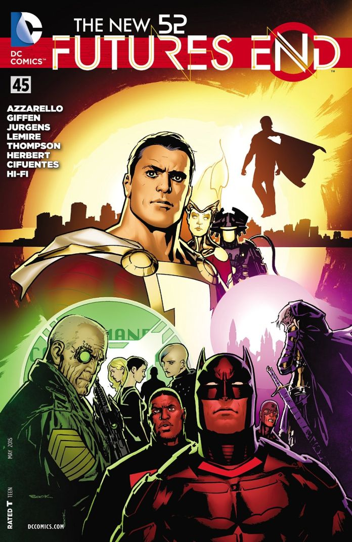 Futures End 45