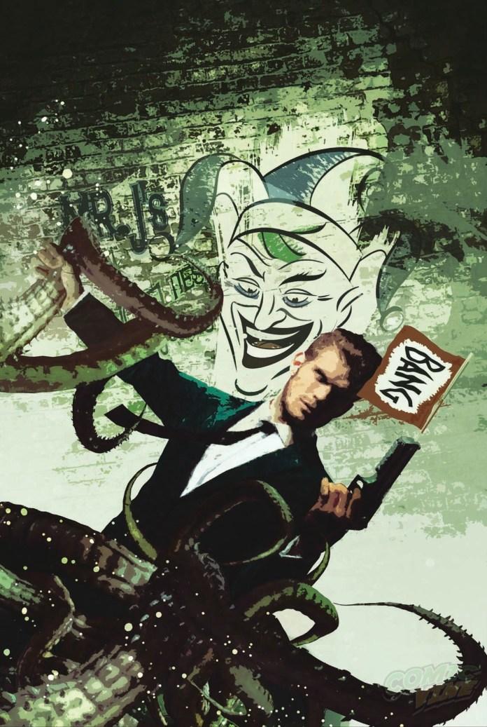 Gotham by Midnight Joker