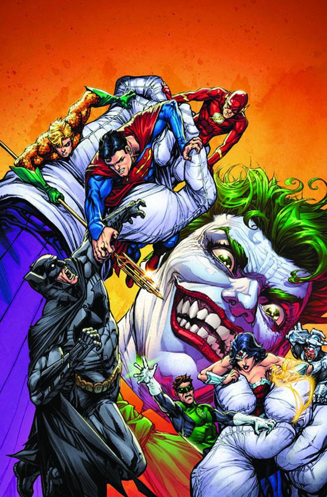 JLA Joker