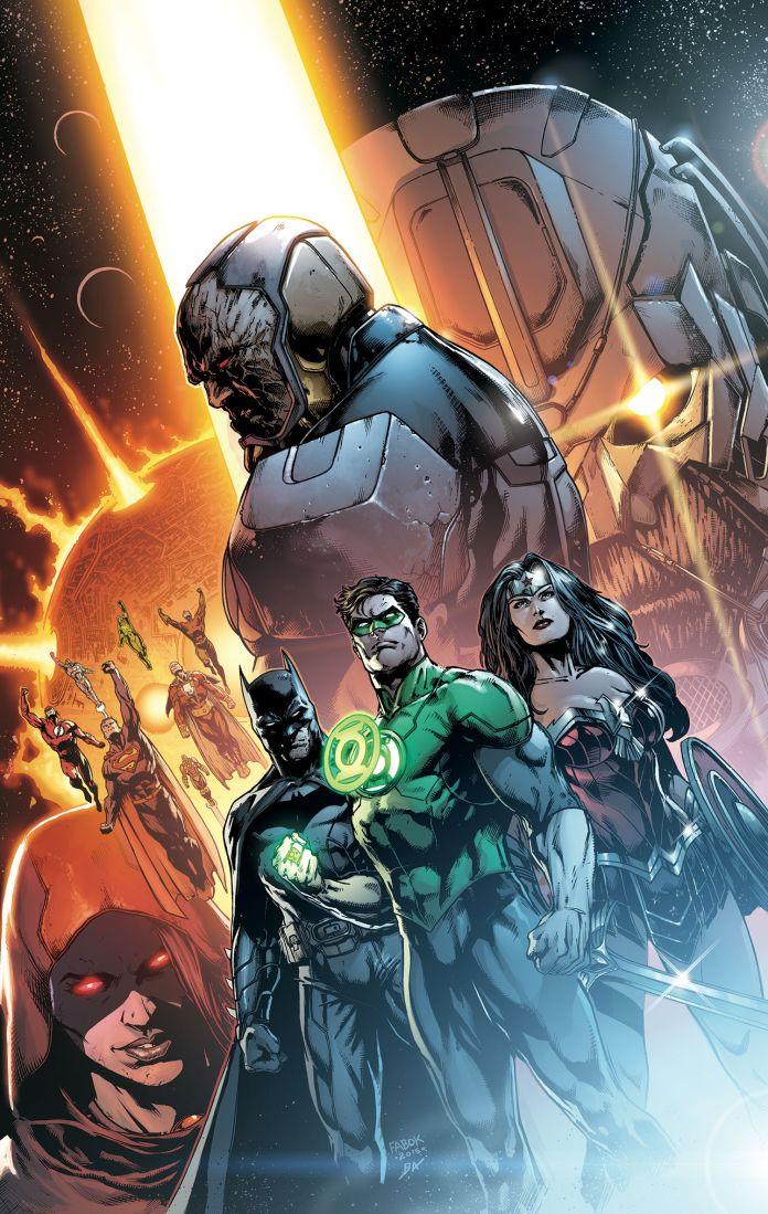 Justice League 41