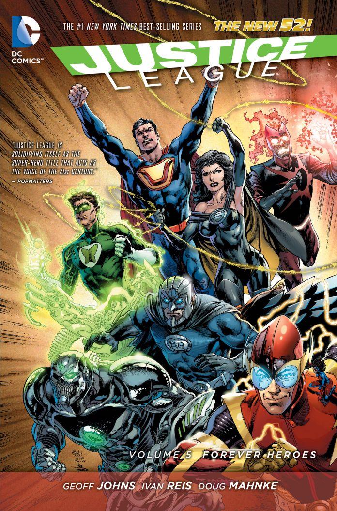 Justice League 5 GN