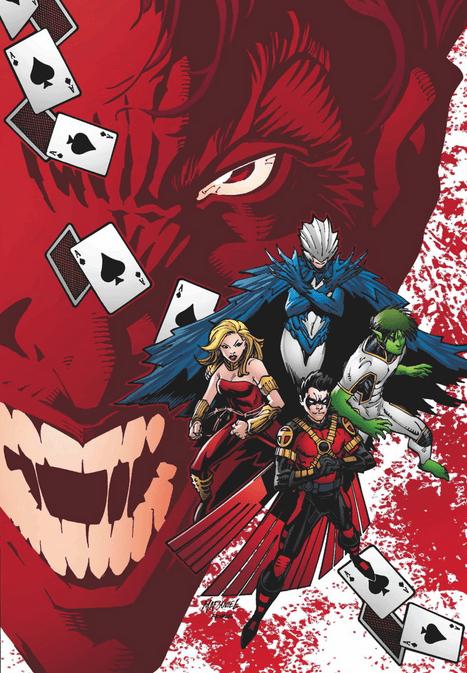 Teen Titans Joker
