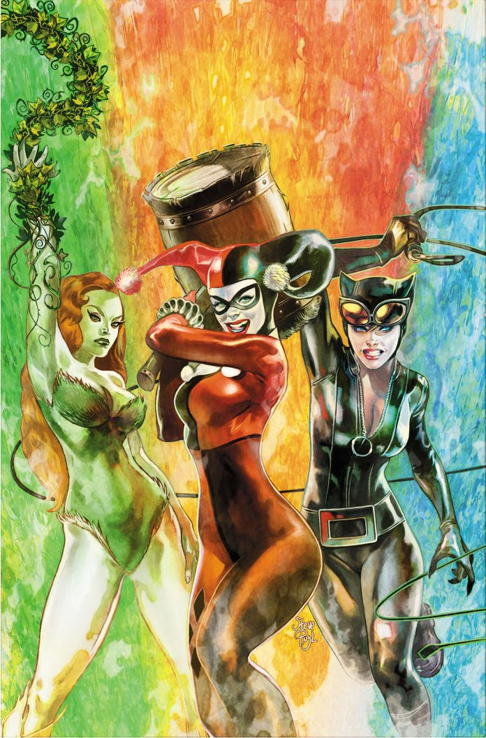 Convergence Harley Quinn 1