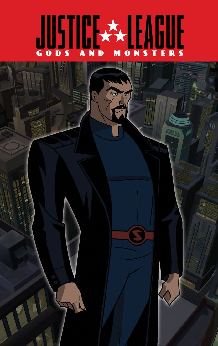 JL Gods and Monsters 1 Superman