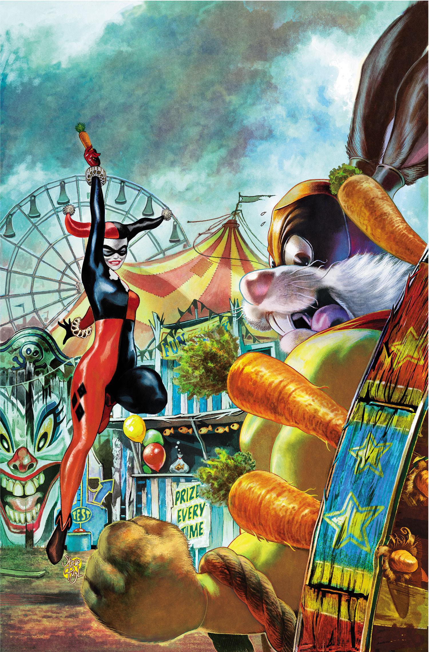 Convergence Harley Quinn 2 Review Batman News