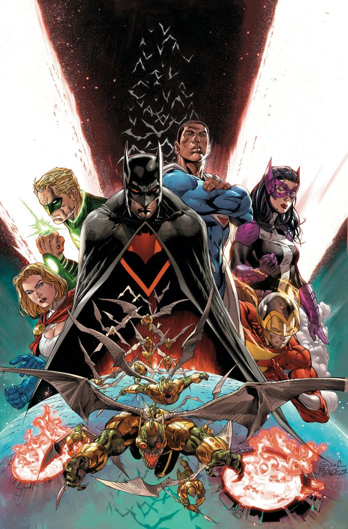 Earth 2 Worlds End Vol 1