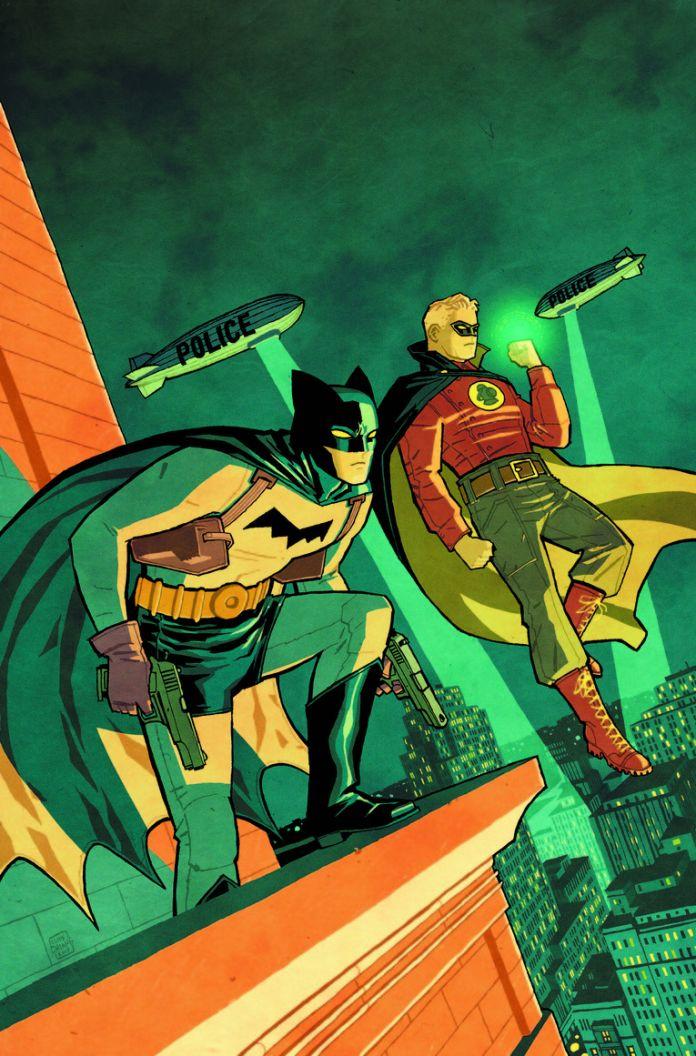 Detective Comics GLV