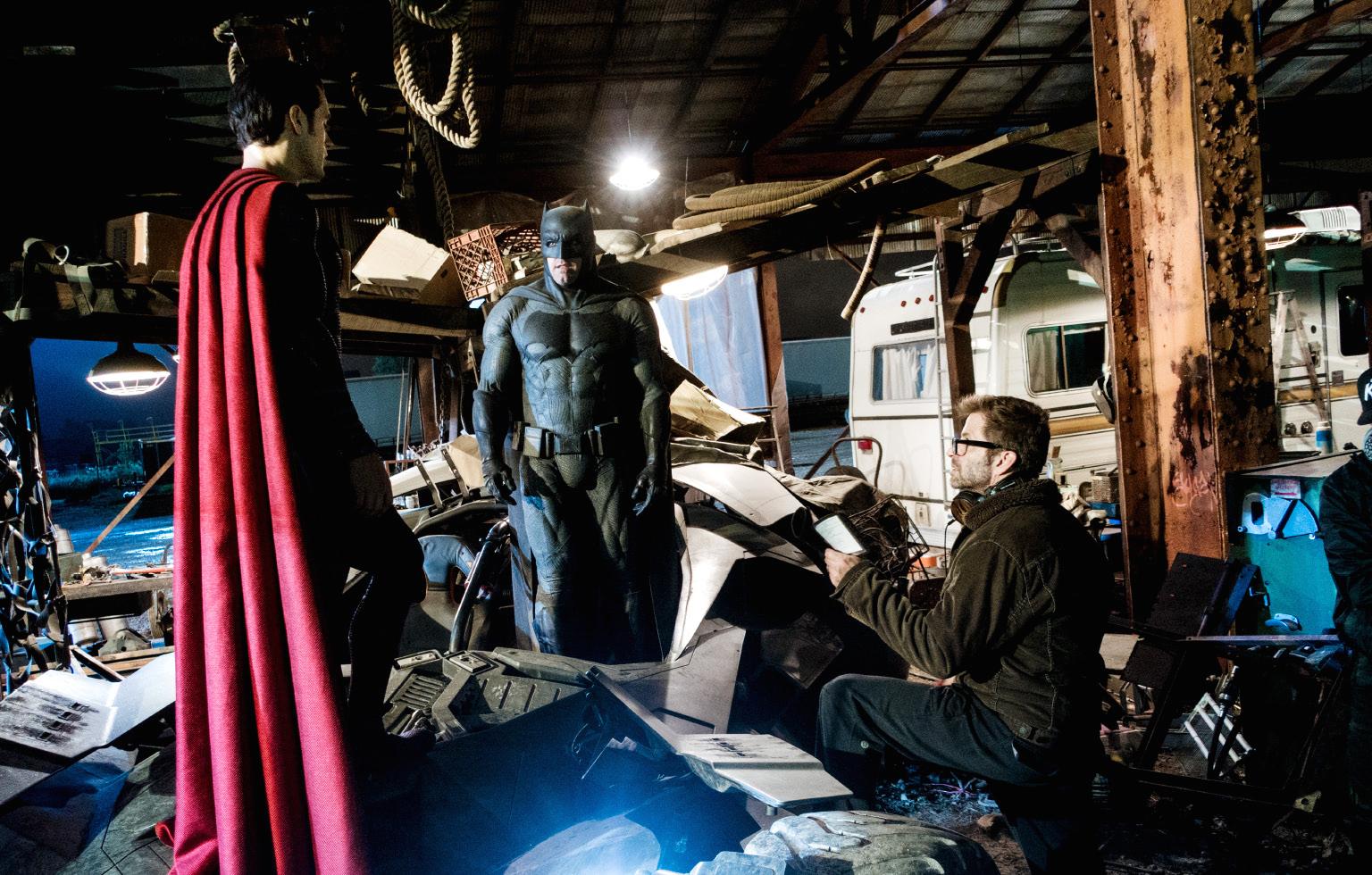 Batman v Superman: Dawn of Justice Photos Released 6